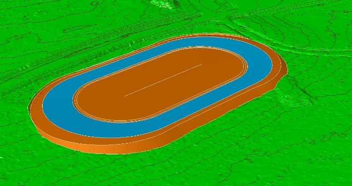 Latest from the blog: Students built new Speedway-track in OuluZone using Inframodel