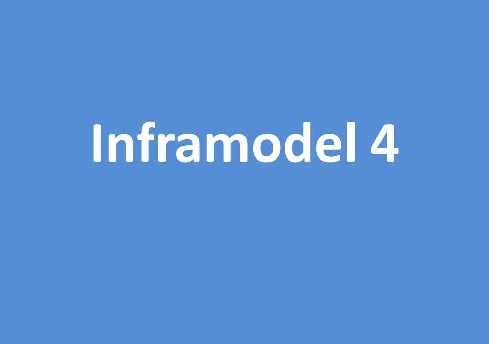 Inframodel4 to be adopted on the 1st of February 2018